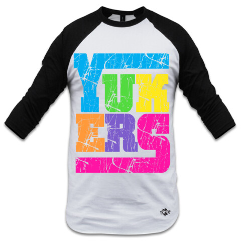 YUKERS SCRATCH MULTI RAGLAN - YUKERS